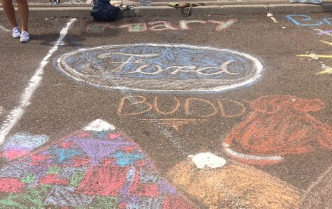 Chalk the Lot: A Tradition Violated