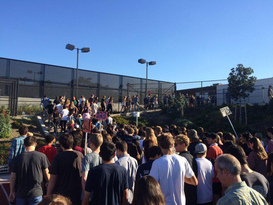 Today at SDA: Fire Drill