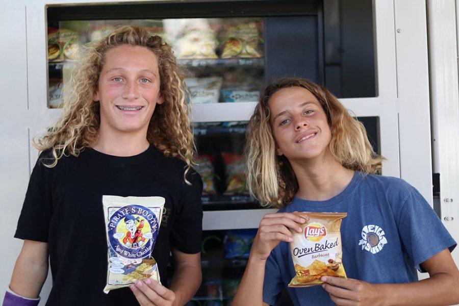 Humans of SDA: Slater Finn and Shawlin Tucker
