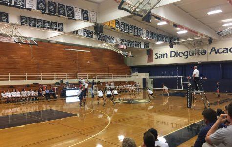 Girls Volleyball: SDA vs Westview