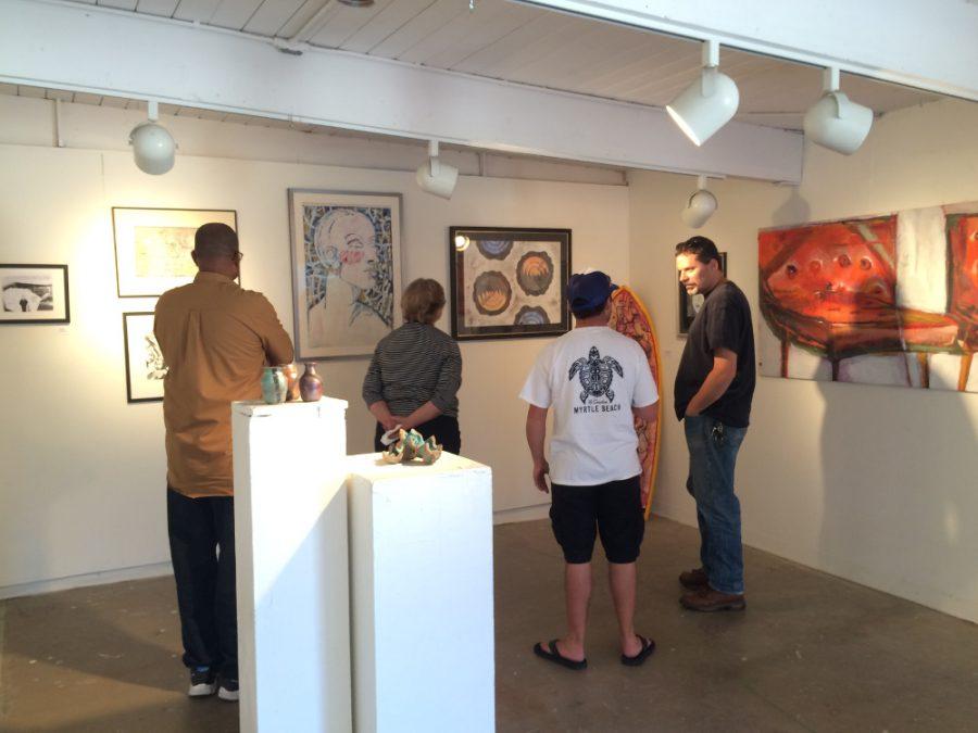SDA Throws Faculty/Alumni Art Show