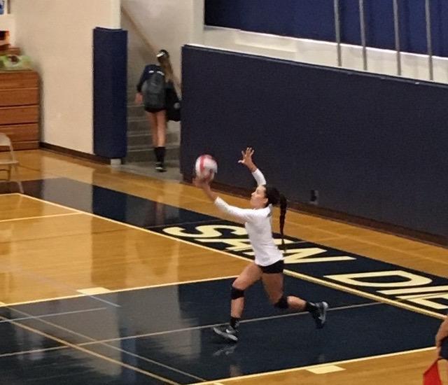 Girls Volleyball: SDA vs Mission Hills