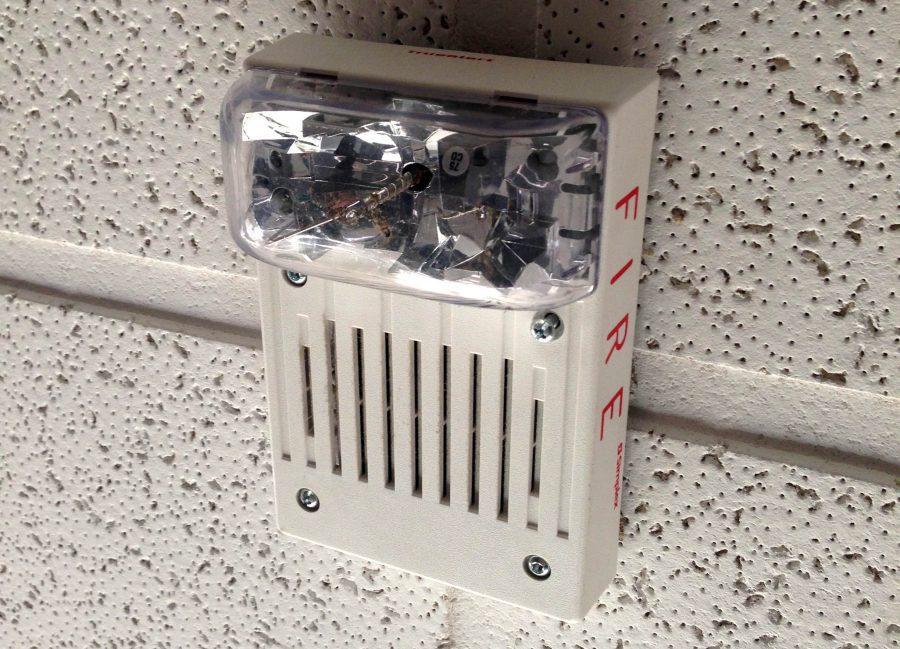 Today At SDA: Fire False Alarm