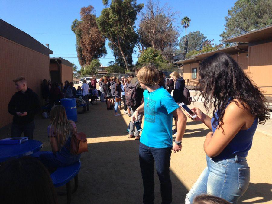 Today At SDA: French and ASL Join Forces