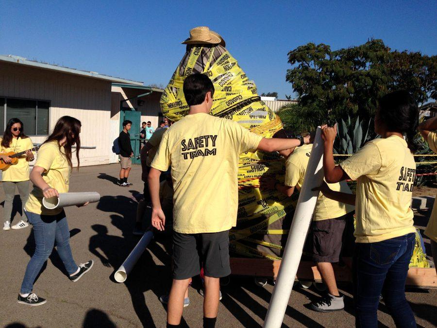 Today At SDA: Ozzie the Seahorse Goes on an Adventure