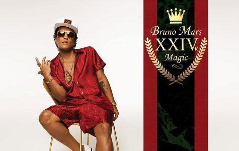 New Album from Bruno Mars is Fun but Lacking in Depth.