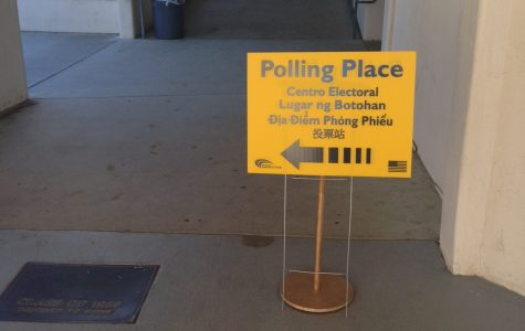 Today At SDA: Election Day
