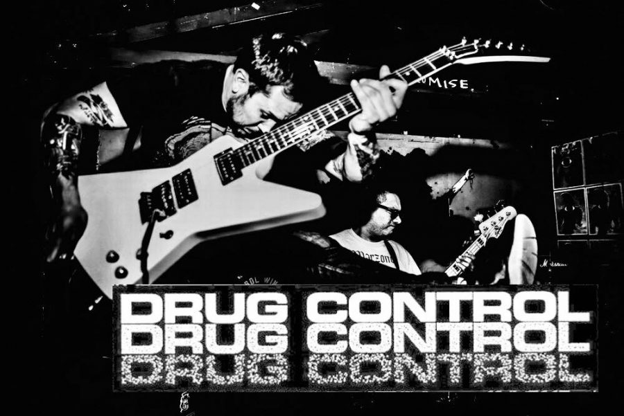 Drug Control? It's Not What You Think...