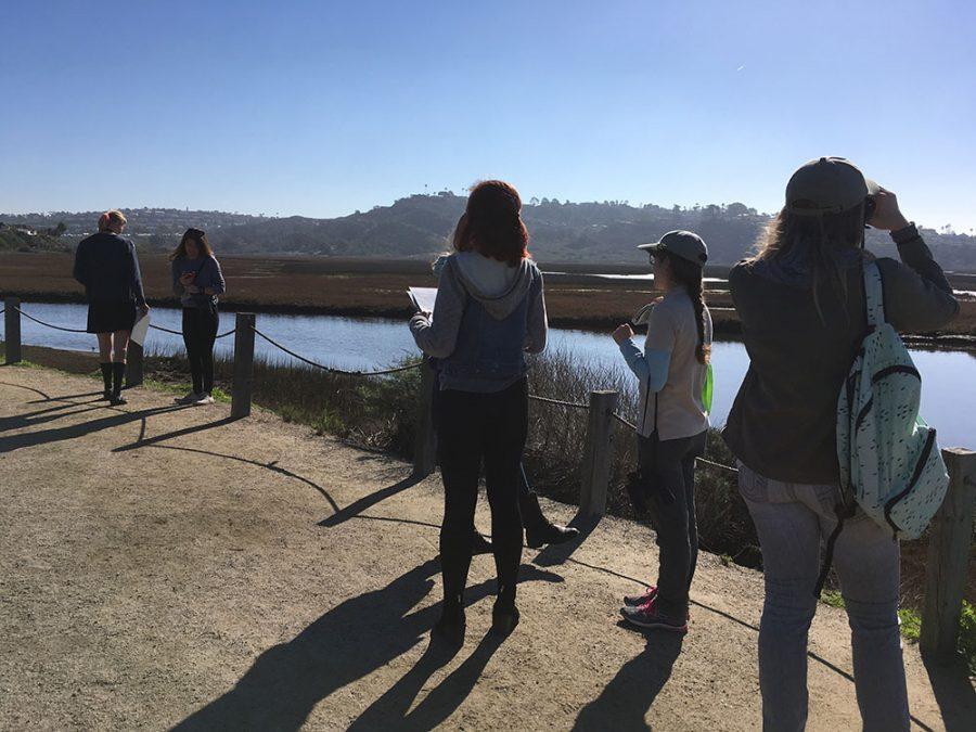 Today at SDA: Field Trip to San Elijo Lagoon