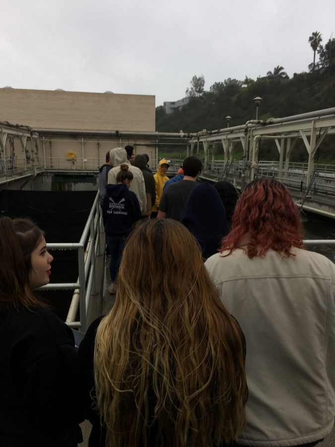 Today at SDA: Water Reclamation Field Trip