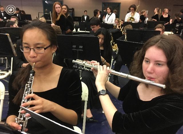 Band Students Perform at First Ever Band-O-Rama