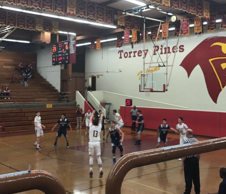 SDA+Boys+Basketball+vs+Torrey+Pines
