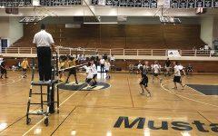Boys Volleyball vs El Camino
