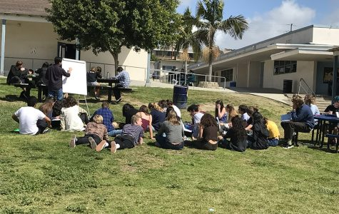 Today at SDA: Outside Learning