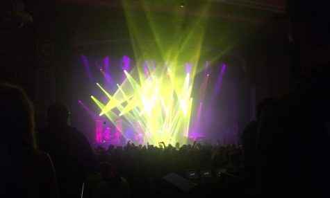 Umphrey's McGee Throws a One-Two Punch at Observatory
