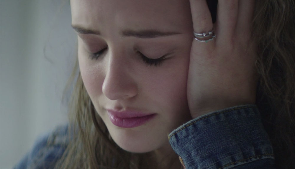 Hannah Baker (Katherine Langford), the story's protagonist, killed herself and left behind 13 tapes describing her reasons for suicide