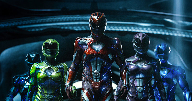 Power Rangers Reboot Kicks Up Childhood Memories