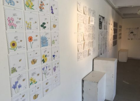 Gallery Displays Art from 24-Hour Comic
