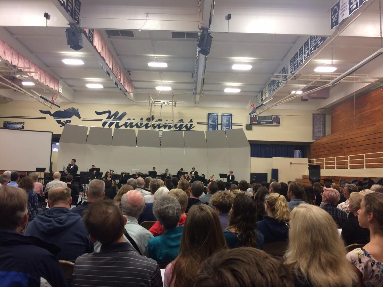 Band Takes New Spin on Spring Concert