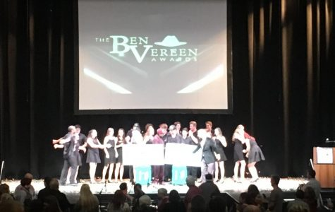 "Cast of ""The Addams Family"" Performs at Ben Vereen Awards"