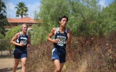Cross Country Finishes Top Five in Bronco Invitational