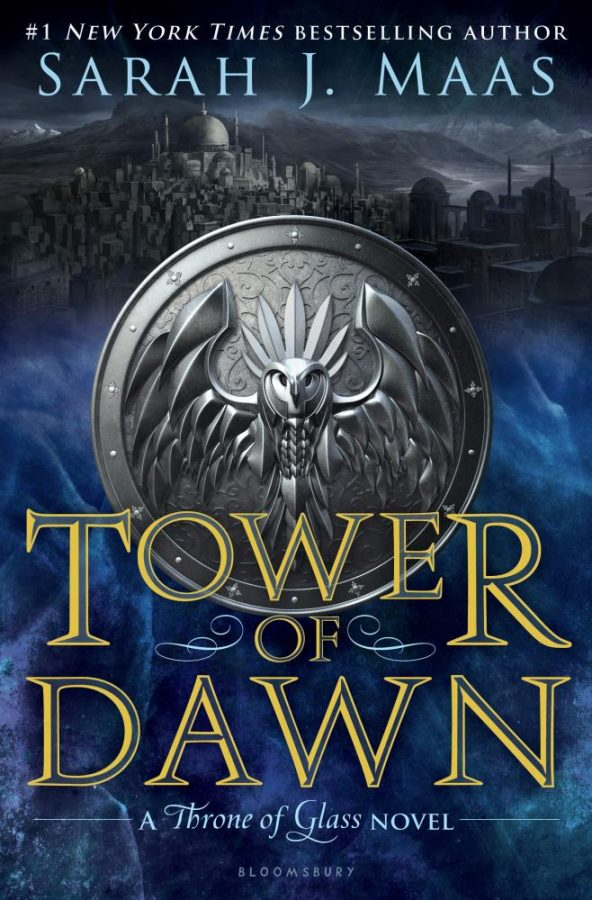 """Tower of Darkness"" a Stellar Continuation of ""Throne of Glass"" Series"