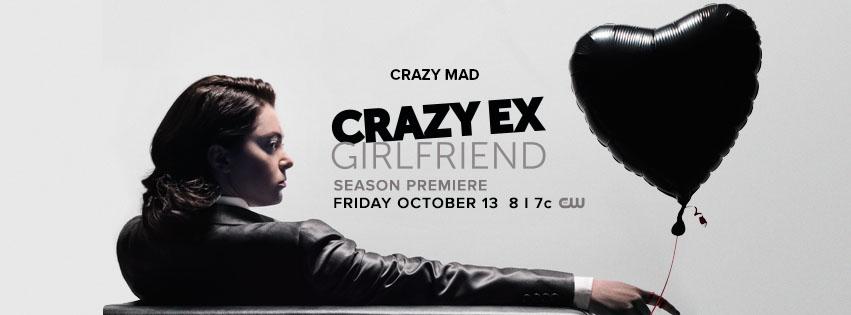 """Go Crazy for """"Crazy Ex-Girlfriend"""""""