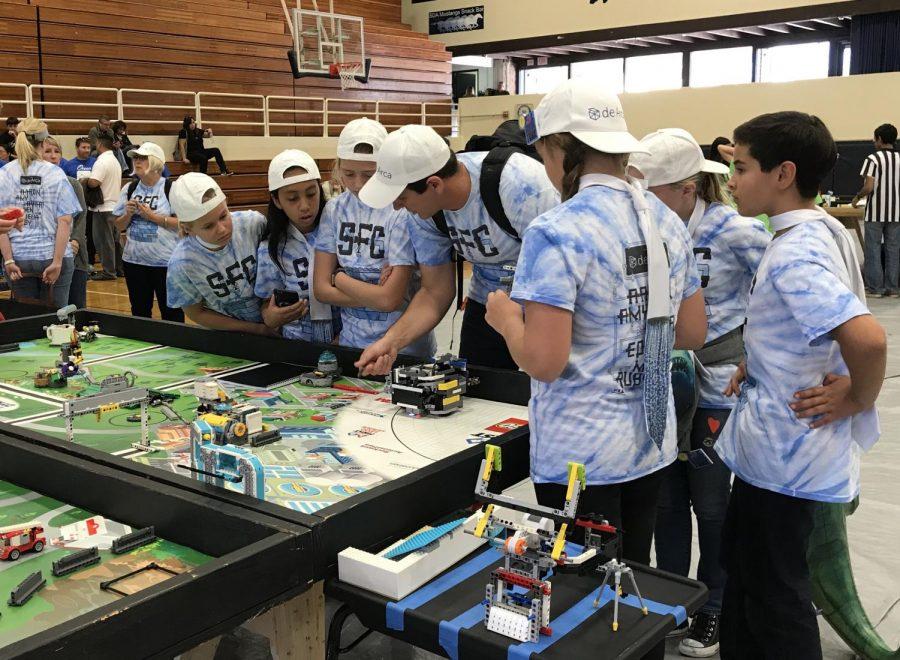 Team Paradox 2102 Hosts FIRST Lego League Qualifying Tournament