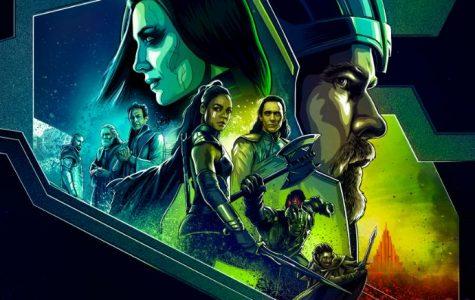 """Thor: Ragnarok"" Electrifies the Big Screen"