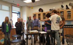 Today at SDA: Incoming Freshmen Visits