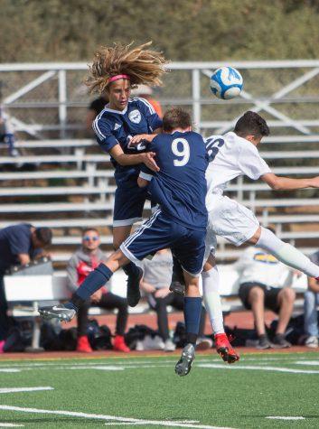 SDA vs. Cathedral Catholic Boys Varsity Soccer
