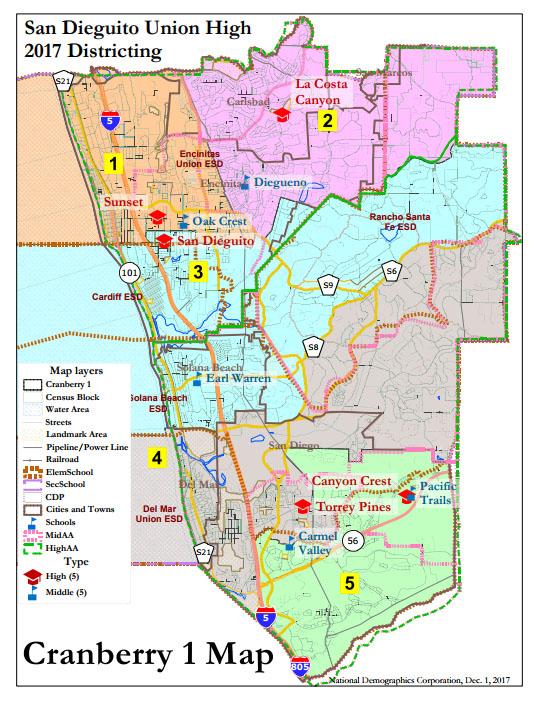 School Board Decides on New Voting Boundaries