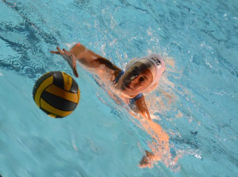 Girls Water Polo Slays Orange Glen