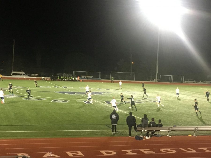 Boys Soccer vs. Oceanside Ends In Another Tie