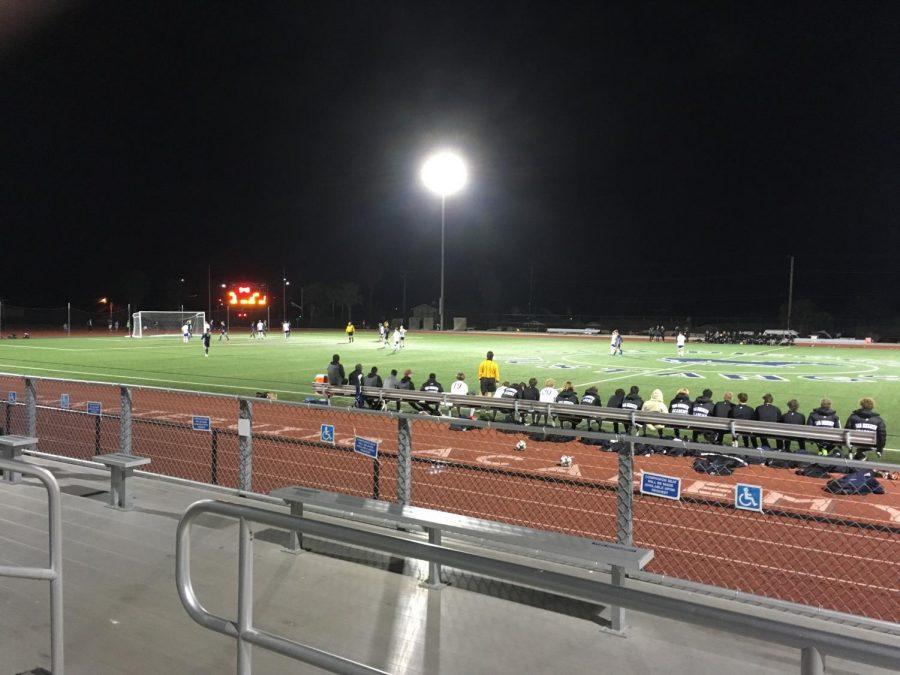 SDA boys soccer beat out rivals at LCC.