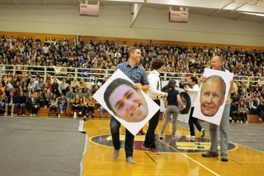Dance-Offs, Golden Mustang Awards, and More at Winter Assembly