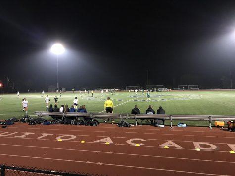 Girls soccer played hard against LCC in their Senior Night match.