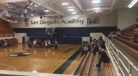 Girls basketball's success in earlier games lead the team to CIFs.