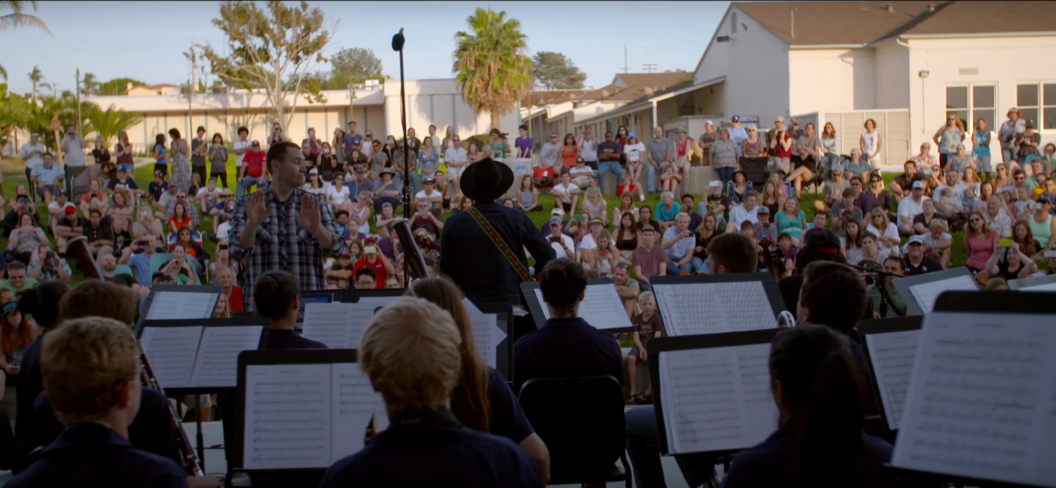 October 2015, Switchfoot performed at SDA as part of the 25 in 24 event.