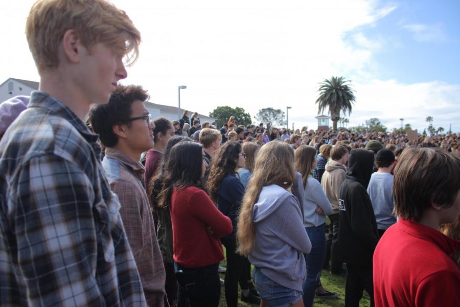 Although most cant vote, students can still make their voices heard.