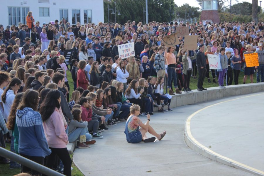 Many SDA students attended the walkout, but some felt the situation couldve been handled better.