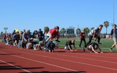 Opinion - Homeroom Olympics: Relay Race Day