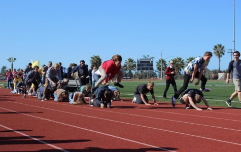 Opinion – Homeroom Olympics: Relay Race Day