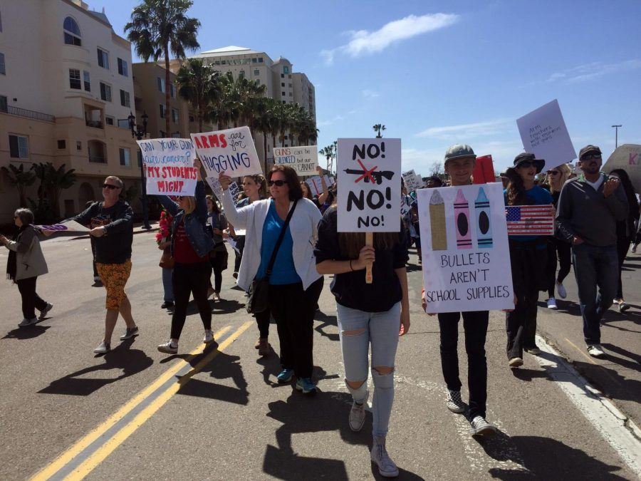 March For Our Lives Encinitas – Photo Gallery