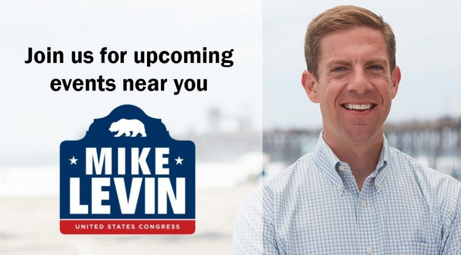 Democrat+Mike+Levin+is+running+for+Darrell+Issa%27s+seat+in+the+House+of+Representatives.