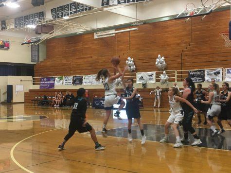 Addie Werbelow Breaks Basketball Record