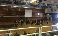 Today at SDA – Sun still shines in the gym