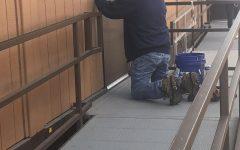SDA Locks Vandalized Once Again