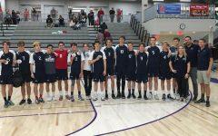 Boys Volleyball CIF Runner Ups