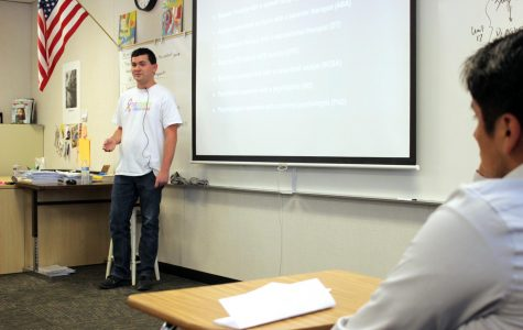 Ethan Hirschberg Educates AP Psychology Classes on Autism Spectrum Disorder